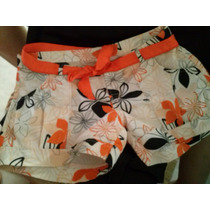 Shorts Curto Tactel - Estampado