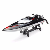 Lancha High Speed Racing Boat Ft012 Brushless 2.4ghz Lipo