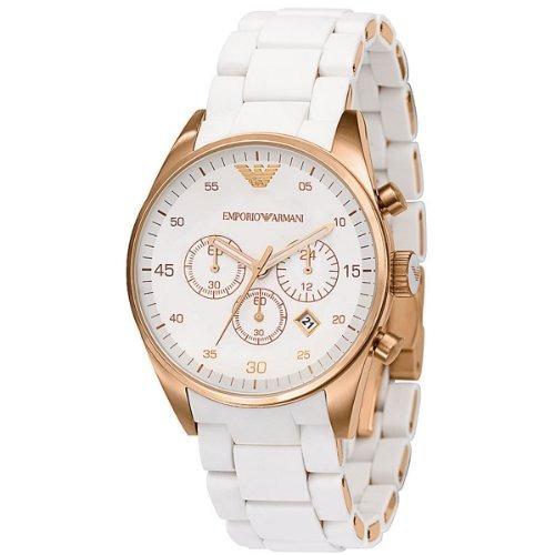 602dbe70a87 Relógio Emporio Armani Ar5919 Original Completo Com Caixa