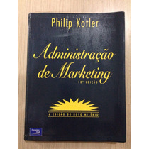 Administração De Marketing - Philip Kotler - 10 Ed. 2000