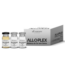 Alloplex Ampolas Mini Kit All Nature Melhor Olaplex Nacional