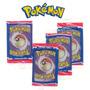 100 Cards Game Pokémon Kit Para Jogar E Colecionar