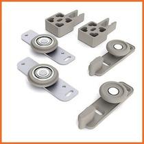 Roldana Ro-33 Para Portas De Correr De Aluminio Ou Madeira