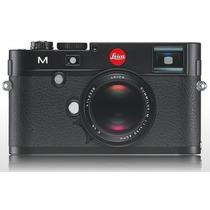 Leica M Câmera Digital Profissional Imp. Da Alemanha - Corpo