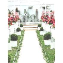 Tapete Carpete Passadeira Bodas Igreja Casamento Festa 1m