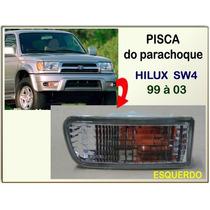 Pisca Do Parachoque Toyota Hilux Sw4 1999 À 2003 Esquerdo