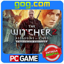 The Witcher 2 Assassins Of Kings Enhanced Edition Gog Cd-key