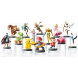 Amiibo Zelda Splatoon Mario Smash Metroid À Pronta Entrega