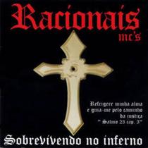 Cd Racionais Mcs Sobrevivendo No Inferno Original Lacrado