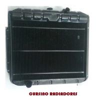 Radiador Ford F1000 / F4000 Motor Mwm Rv19262