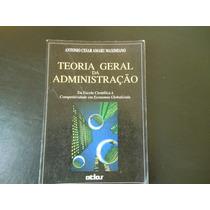 Teoria Geral Da Administração- Antonio Cesar A. Maximiniano