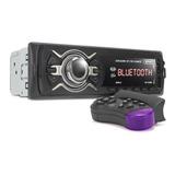 Som Radio Automotivo Bluetooth Aparelho Controle Volante