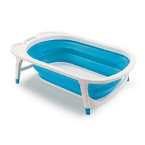 Banheira Dobrável Azul Flexi Bath Multikids