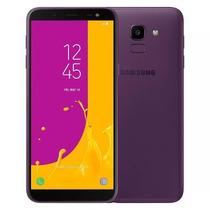 Celular Samsung J6 Galaxy Violeta 64gb Tela 5.6'' Tv Digital