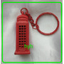Chaveiro Londres Cabine Telefone