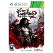 Jogo Castlevania: Lords Of Shadow 2 - Xbox 360 Konami