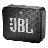 Jbl Go 2 - Midnight Black