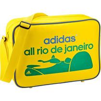 Bolsa Adidas Messenger All Rio