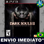 Dark Souls 2 Ii Scholar Of The First Sin   Ps3   Código Psn