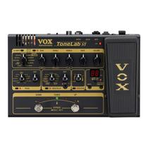 Pedaleira Guitarra Vox Tonelab St