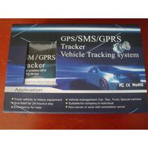 Rastreador Bloqueador Veicular Gps-sms-gprs Tracker Tk103b