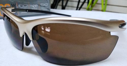 Óculos Ciclista Elleven Blade Dourado 2 Lentes Transparentes. Preço  R  139  9 Veja MercadoLibre e02ac38c2d