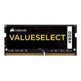 Memória Ram 8gb 1x8gb Corsair Cmso8gx4m1a2133c15 Value Select