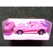Carro Da Barbie Rádio Controle 3 Funções - Barbie Style Car