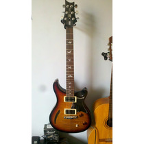 Guitarra Prs Custom Se Simihollow, Semi Acustica.