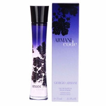 Armani Code Pour Femme Eau De Parfum ( Edp ) 75ml - Feminino