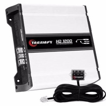 Modulo Amplificador Taramps Hd1200 1200w Rms 1 Canal 2 Ohms