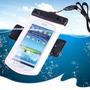 Capa Prova Dagua Para Motorola Moto E 2 Geração