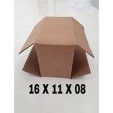 100 Caixas Correios Sedex Pac 16x11x8 Fabricante Menor Preço