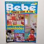 Revista Bebê Ponto Cruz & Cia Enxoval Roupas Decoração Nº33