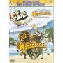 Dvd Madagascar E Os Pinguins Em Uma Missão Especial Original
