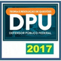 Dpu Defensor Público Da União 2017 Vídeo + Apostilas Gdrive