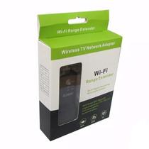 Adaptador De Wifi Para Tv Universal E Repetidor Wi-fi 300m