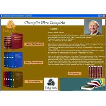 Comentário Biblico Champlin - Dicionário E Enciclopédia Pdf