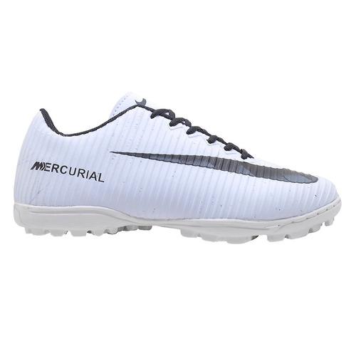 5950cbb278 Chuteira Nike Cr7 Cravinho Cano Baixo Infantil Frete Grátis. Preço  R  201 2  Veja MercadoLibre