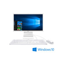 Computador All In One Lg 24v360-l.bj55p1  500gb 4gb Ips Lcd