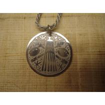 Medalha Pingente Orixás - Obaluaê, Omolu, Jagun, Xapanã
