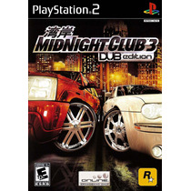 Patch Ps2 - Midnight Club 3 - Dub Edition