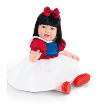 Boneca Charmosa Princesas - Cotiplás