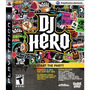Dj Hero Game - Jogo Ps3 - Ntsc Blu-ray - S/ Turnable Pick-up
