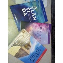 Rosales Von Sass 3 Livros A Grande Pirâmide Os Primeiros Ser