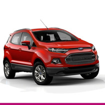 Trava Anti-furto Para 4 Rodas Mcgard 24157 - Ford Ecosport