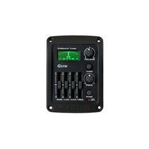 Pré-amplificador Para Violão Ativo Com Afinador Cromátic...