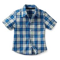 Camisa Xadrez Original Carter´s Menino - Importado Dos Eua