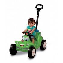 Carrinho Passeio Little Tikes Cozy Roadster 2 Em 1 Verde