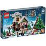 Lego Creator - Winter Toy Shop 10249 - Loja Brinquedos Natal